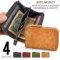 Milagro(ミラグロ) イタリアンヌバックシリーズ L字ファスナーミニ財布