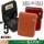 Milagro イタリア製ヌメ革タンポナートレザーシリーズ ラウンドジップボックスコインケース ca-s-515