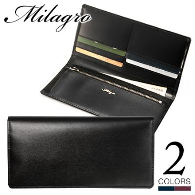 Milagro グレイスレザー スマート長財布 ミラグロ ohbp018